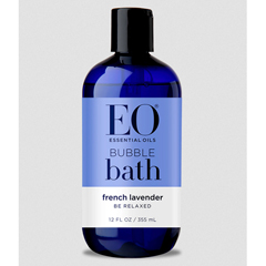 HGR0172858 - EO ProductsBubble Bath Serenity French Lavender with Aloe - 12 fl oz