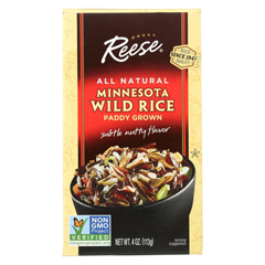 HGR0172973 - Reese - Rice - Wild - Boxed - 4 oz - case of 12