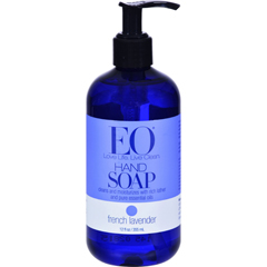 HGR0173435 - EO ProductsLiquid Hand Soap French Lavender - 12 fl oz
