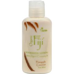 HGR0174235 - Organic FijiCoconut Lotion - Pineapple - 3 oz