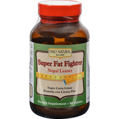 HGR0174755 - Only NaturalSuper Fat Fighter - 90 Tablets