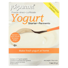 HGR01763127 - YogourmetYogurt Starter - Original - Case of 12 - 1 oz.