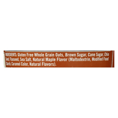 HGR01770635 - Bob's Red MillGluten Free Oatmeal Cup, Brown Sugar and Maple - 2.15 oz. - Case of 12
