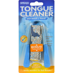 HGR0177295 - Dr. Tung'sDr. Tungs Stainless Steel Tongue Cleaner - 1 Tongue Cleaner - Case of 12