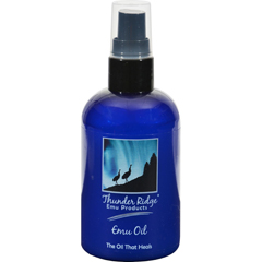 HGR0177618 - Thunder Ridge Emu ProductsThunder Ridge Emu Oil - 4 fl oz