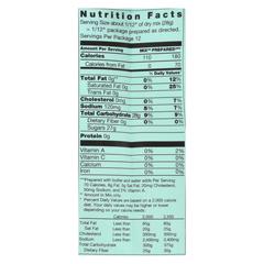 HGR01783190 - Pamela's ProductsFrosting Mix - Salted Caramel - Case of 6 - 12 oz.