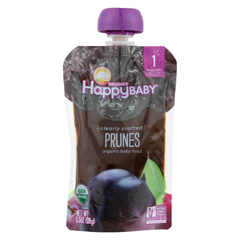 HGR01795921 - Happy BabyClearly Crafted - Apples - Kale and Avocados - Case of 16 - 3.5 oz.