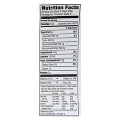 HGR01797703 - Way Better SnacksTortilla Chips - Nacho Cheese - Case of 12 - 5.5 oz.