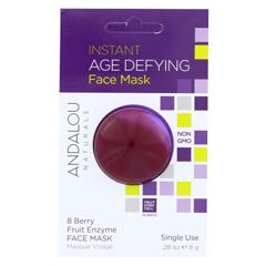 HGR01800523 - Andalou NaturalsInstant Age Defying Face Mask - 8 Berry Fruit Enzyme - Case of 6 - 0.28 oz.