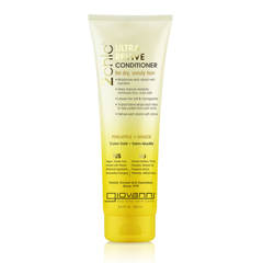 HGR01808013 - Giovanni Hair Care ProductsConditioner - Pineapple and Ginger - Case of 1 - 8.5 oz.