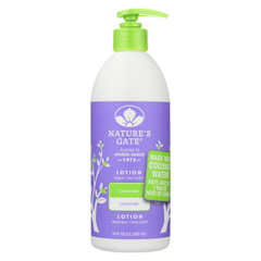HGR01808153 - Nature's GateLavender Lotion - 18 Fl oz.