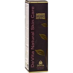 HGR0180893 - Devita Natural Skin CareMud Masque Cappuccino Cocoa - 3 oz