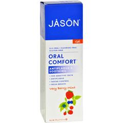 HGR0184440 - Jason Natural ProductsOral Comfort Gel Very Berry Mint - 4.2 oz