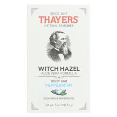 HGR01875517 - ThayersBody Bar - Witch Hazel and Peppermint - 5 oz.
