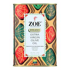 HGR0189381 - Zoe - Organic Extra Virgin Olive Oil - Case of 6 - 25.5 fl oz..