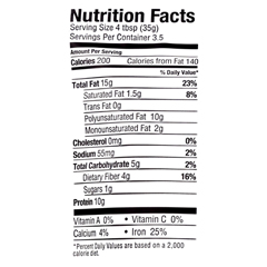HGR01896133 - Manitoba HarvestHemp Heart Toppers - Onion - Garlic & Rosemary - Case of 12 - 4.4 oz.