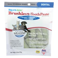 HGR01969369 - Ark NaturalsBreath-Less Brushless Toothpaste - 4.1 oz.