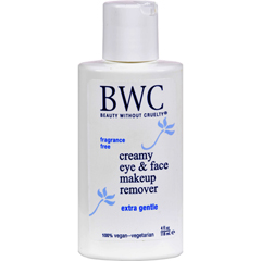 HGR0197178 - Beauty Without CrueltyEye Make Up Remover Creamy - 4 fl oz