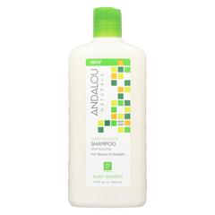 HGR01988716 - Andalou Naturals - Silky Smooth Shampoo - Exotic Marula Oil - 11.5 fl oz.