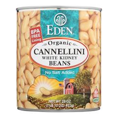 HGR0199687 - Eden FoodsBeans - Case of 12 - 29 oz.