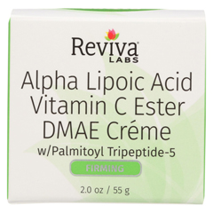 HGR0201483 - Reviva LabsAlpha Lipoic Acid Vitamin C Ester and DMAE Cream - 2 oz