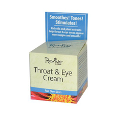 HGR0201673 - Reviva LabsThroat and Eye Cream - 1.5 oz