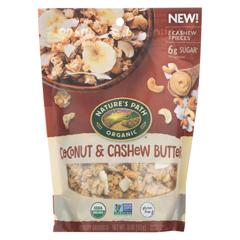 HGR02017127 - Nature's Path - Granola - Organic - Coconut Cashew Butter - Case of 8 - 11 oz.