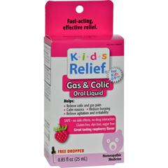 HGR0203760 - Homeolab USAKids 0-9 Colic Liquid Raspberry - 0.25 fl oz