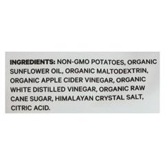 HGR02038685 - Lesser EvilKettle Chips - Salt N Apple Cider Vinegar - Case of 14 - 5 oz.