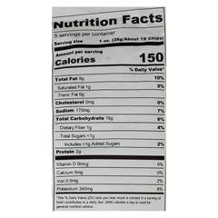 HGR02038693 - Lesser Evil - Kettle Chips - Jalapeno N Honey - Case of 14 - 5 oz.
