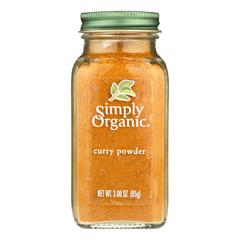 HGR0204594 - Simply Organic - Curry Powder - Organic - 3 oz.