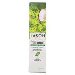 HGR02069433 - Jason Natural ProductsStrengthening Toothpaste - Coconut Mint - 4.2 oz.