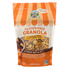 HGR02085280 - Bakery On MainOn Main Gluten Free Granola Extreme - Fruit and Nut - Case of 6 - 12 oz.