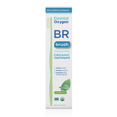 HGR02086700 - Essential OxygenToothpaste - Peppermint - Case of 1 - 4 oz.