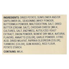 HGR02104834 - Popchips - Ridges - Cheddar & Sour Cream - Case of 12 - 5 oz.