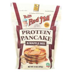 HGR02110203 - Bob's Red MillMix - Pancake - Protein - Case of 4 - 14 oz.