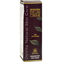 HGR0213470 - Devita Natural Skin CareRevitalizing Eye Lift Cream - 1 oz