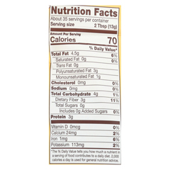 HGR02153195 - Bob's Red MillFlaxseed Meal - Golden - Case of 4 - 16 oz.