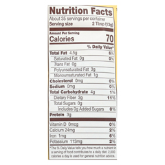 HGR02153344 - Bob's Red MillOrganic Flaxseed Meal - Golden - Case of 4 - 16 oz.