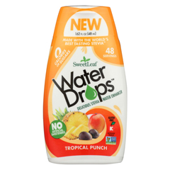 HGR02158061 - Sweet LeafWater Drops - Tropical Punch - 1.62 fl oz.