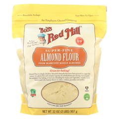 HGR02163970 - Bob's Red MillFlour - Almond - Blanched - Case of 4 - 32 oz.