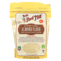 HGR02164002 - Bob's Red MillFlour - Almond - Blanched - Case of 4 - 16 oz.
