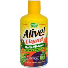 HGR0217026 - Nature's WayAlive Liquid Multi Citrus - 30 fl oz