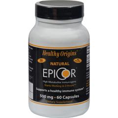 HGR0217406 - Healthy OriginsEpicor - 500 Mg - 60 Caps