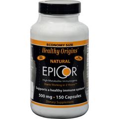HGR0217422 - Healthy Origins - EpiCor - 500 mg - 150 Capsules