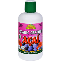 HGR0218305 - Dynamic HealthOrganic Certified Acai Berry Juice Blend - 33.8 fl oz