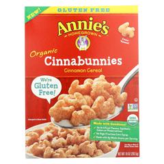 HGR02189975 - Annie's HomegrownCereal Cinnabunnies - Case of 10 - 10 oz.