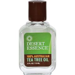 HGR0219741 - Desert Essence - Australian Tea Tree Oil - 0.5 fl oz