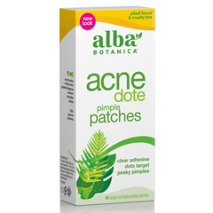 HGR02197838 - Alba Botanica - Acnedote Pimple Patches - 40 count