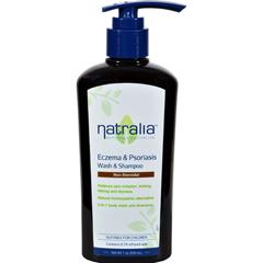 HGR0219881 - NatraliaEczema And Psoriasis Wash Concentrated Bath And Shower Formula - 7 fl oz